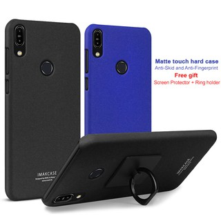 Review For Asus Zenfone Max Pro M1 ZB601KL ZB602KL Case IMAK Hard Plastic Cover