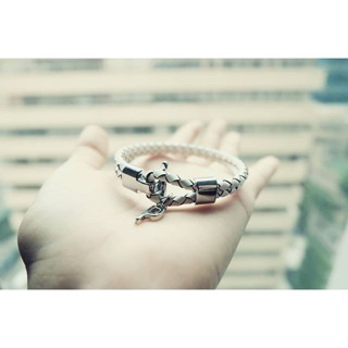 Hestia leather bracelet (หนังแท้)