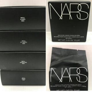 Review NARS Aquatic Glow Cushion 12 G. Z ( refill )