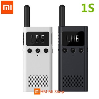 Review 【WMXM】 All New Xiaomi Mijia วิทยุสื่อสารพร้อมวิทยุ FM smart Talkie With FM Radio Speaker Team Talk