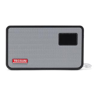 Review Tecsun ICR-100 Voice Recorder A-B Repeat FM Radio Receiver Support TF Card USB AUX