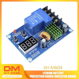 Review DIYMORE | 6-60V lead-acid Battery Charging Controller Protection Switch 12V 24V 48V XH-M604