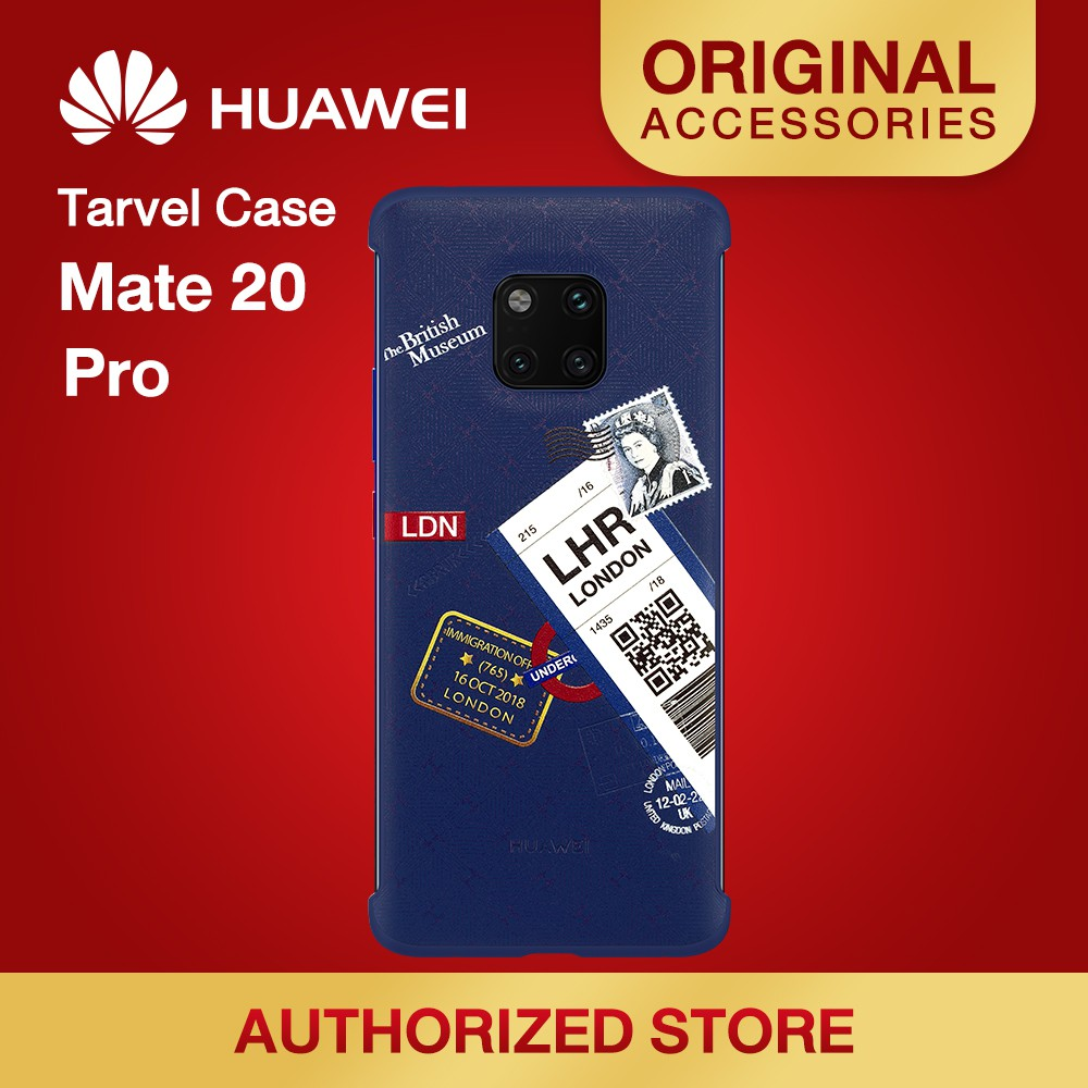 Huawei Travel Theme Case Mate 20 PRO