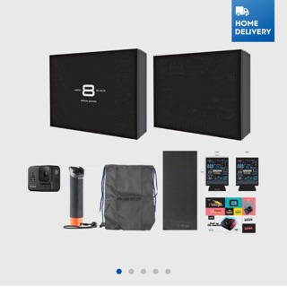 แจกโค้ดส่วนลด GoPro Hero 8 Black Special Edition 🅿️ SV37518 🅿️
