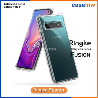 Review [Galaxy] เคสใสกันกระแทก Rearth Ringke Fusion Galaxy Note 10 / Note 10 Plus / S10 / S10 Plus / S10e / S9/S9 Plus / Note 9