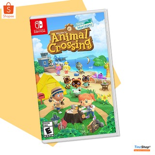[สินค้ามีพร้อมจัดส่ง]   Nintendo Switch™ Animal Crossing: New Horizons Zone US,Asia / English