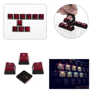 Review ❤ ❤ keycaps สำหรับ Corsair K 70 K 65 K 95 G 710 RGB strafe Mechanical Keyboard