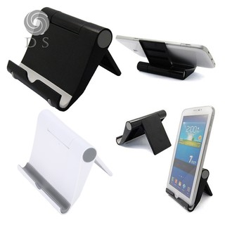 Review D-S Universal Mini Foldable Portable Adjustable Desk Stand Cellphone Holder for iPhone 7 Plus Samsung S7 iPad Tablet