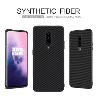 Review [OnePlus] เคส NILLKIN Synthetic Fiber สีดำ OnePlus7 Pro / OnePlus 6T / OnePlus 5