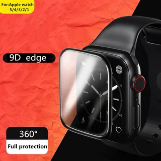 พร้อมส่งจากไทย!Apple Watch Series 3 2 1 38MM 42MM Screen Protector Tempered  Protective Film for iWatch 4 40MM 44MM