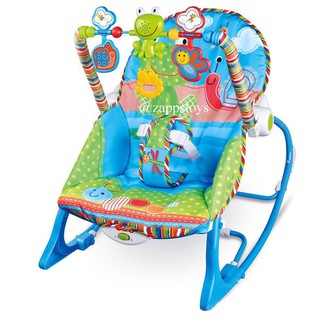 เปลโยก Music Rocking Chair 2in1 และ baby Infant-to-Toddler Rocker