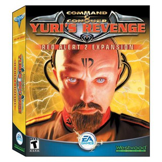 Command & Conquer Red Alert 2: Yuri's Re