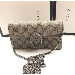 Review New gucci super mini