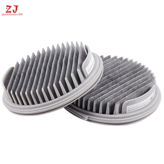 COD Ready Stock 2Pcs Filters For Xiaomi Roidmi Wireless F8 Handheld Vacuum Cleaner ZJT