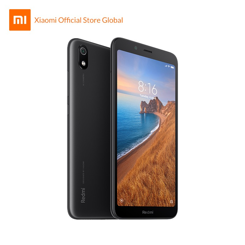 Xiaomi Redmi 7A (2+32GB) Global Version 15 Months Thailand Official Warranty