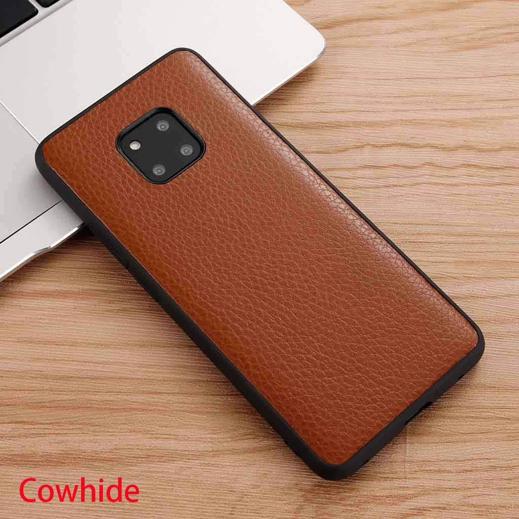 Review Huawei Cover Mate20 Mate20Pro Mate20X P30 P30Pro Soft Leather Case Litchi Pattern