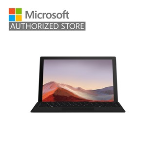 Microsoft Surface Pro 7 Laptop with Type Cover