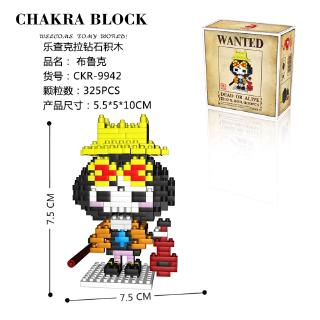 ฟิกเกอร์ ckr9942 Brook DIY Diamond Mini Building Nano
