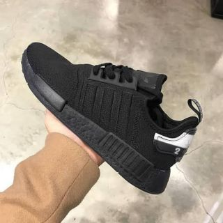 Review 🖤ADIDAS​ NMD​ R1​ TRIPLE​ BLACK​🖤