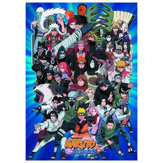 Anime Naruto Coated Paper โปสเตอร์ Collection 30 x 42 ซม.