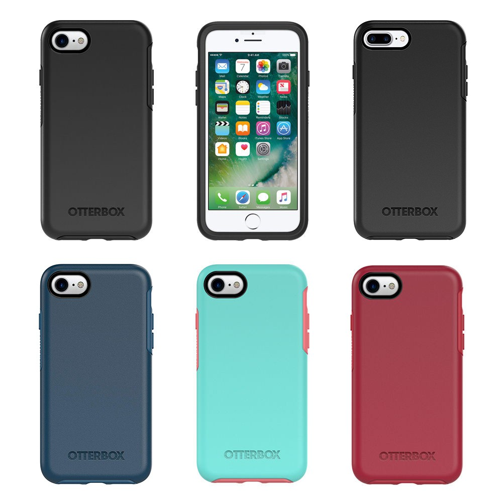 Image # 0 of Review OtterBox เคส iPhone 6/7/8/6Plus/7 Plus/8 Plus เคสกันกระแทก OtterBox Symmetry Series