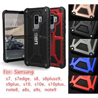 Review Casing UAG samsung galaxy S8、S9、S8 plus、S9 plus、s7、s7edge、Note8、Note9 S9+ S8+ case Cover UAG Plasma Series เคสกันกระแทก