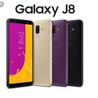 Review Samsung Galaxy J8""