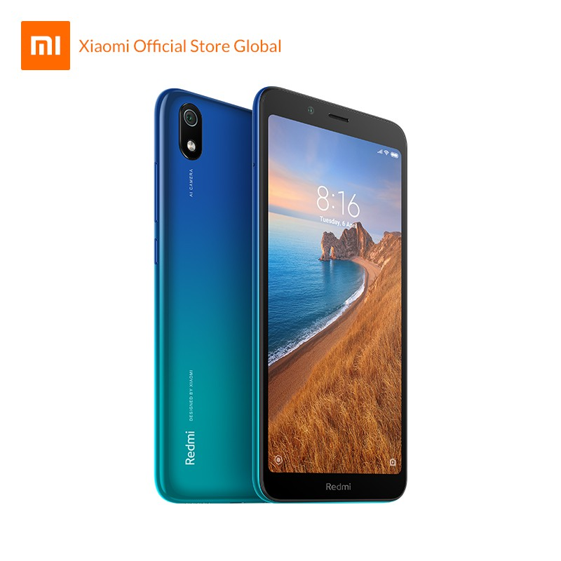 Xiaomi Redmi 7A (2+32GB) Global Version 15 Months Thailand Official Warranty #4