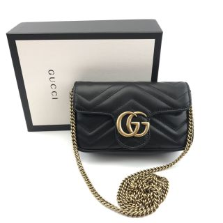 Review Gucci marmont supermini