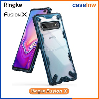 Review [Galaxy] เคสใสกันกระแทก Rearth Ringke Fusion X Galaxy Note 10/Note 10 Plus/S10 / S10 Plus / S10e/Note 9/A70/A30/A20/A50