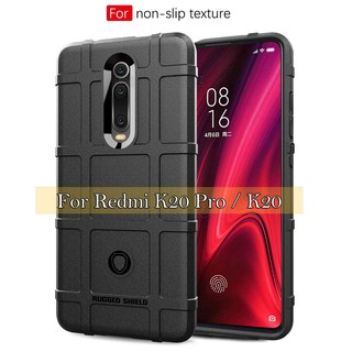 Review Xiaomi Mi 9T Mi 9T Pro Redmi Note8 Pro K20 Pro Rugged Armor Soft Case Heavy Duty TPU Cover Casing