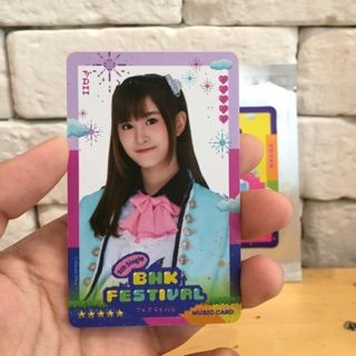 Music card faii bnk48