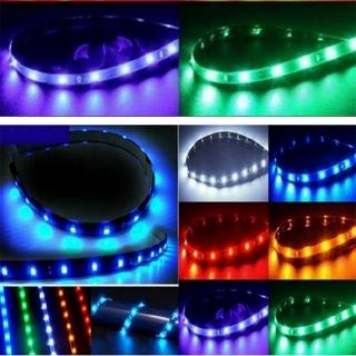 Review ❀fmd❀Waterproof Flexible LED Strip High Power 12V 30cm 15 SMD Car LED Running Light