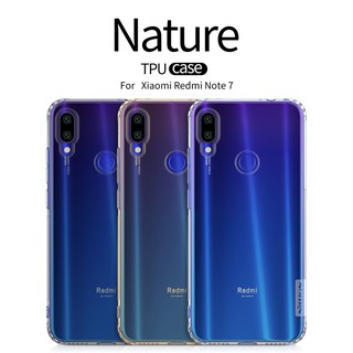 Review NILLKIN เคส Xiaomi Redmi Note 7 รุ่น Nature TPU Case