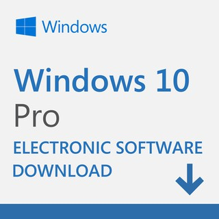 WINDOW Pro 10 32-bit/64-bit All Language (Digital Key Code - Online Download)