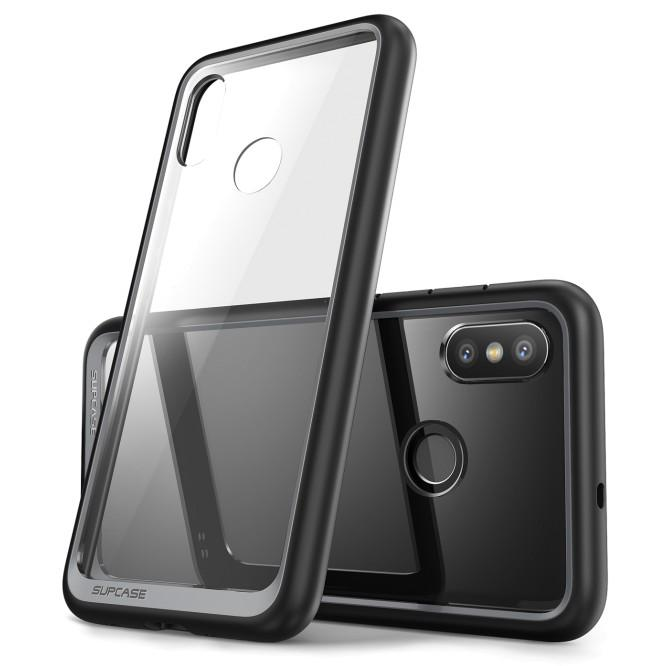 Image # 5 of Review (ของแท้) เคส Xiaomi Mi 9T / 9 / 9 SE / 8 / Redmi K20 Pro / Note 5 SUPCASE Unicorn Beetle Style Clear Case