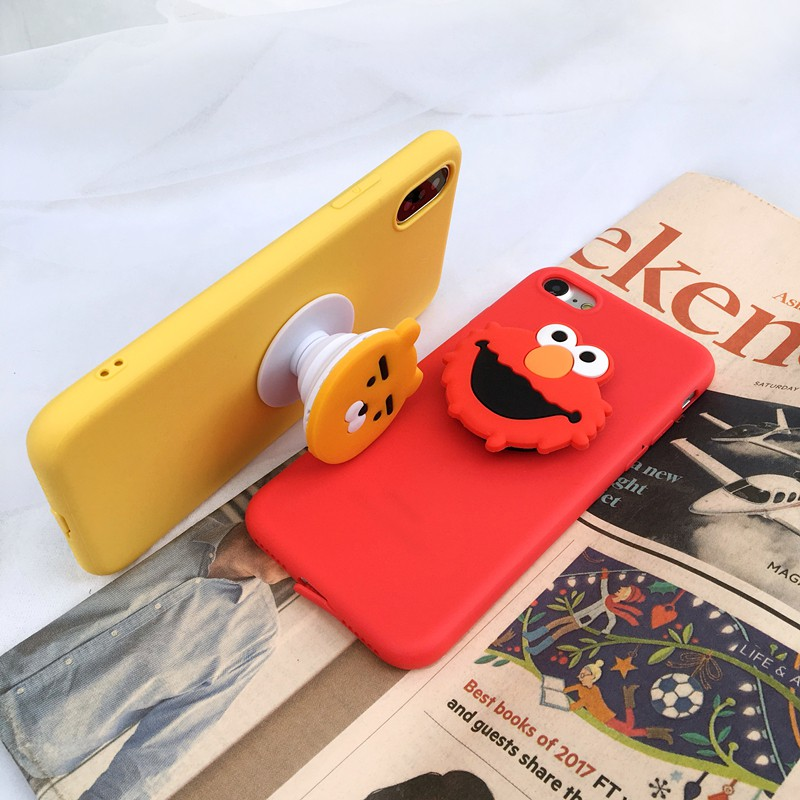 Image # 8 of Review Xiaomi Mi Max 2 3 Mi A1 A2 A3 Lite Mi 6 8 9 SE 9T Pro Lite Mi9 Note 3 Play CC9 CC9E Phone Case Soft Cartoon Stand Cover