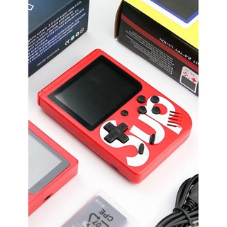 400in1Game SUP Game boy เกมบอย เรโทร Portable Handheld Video Gameboy ย้อนยุค Game Console Support Double Play游戏机