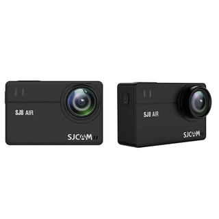 "SJCAM SJ8 AIR 2.33"" Touch Screen 1296P 4K 30fps/60fps HD"