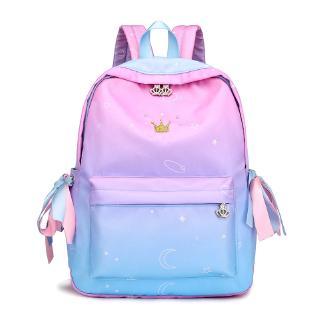 Review Korean Backpack Women Bag Fashion Women Backpack Campus Student Backpack Bag 4 Colors