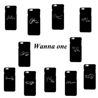 The best Kpop Wanna One Phone Case Cover For Apple IPhone(1,2)