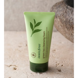 Review (พร้อมส่ง) Innisfree Green Tea Cleansing Foam