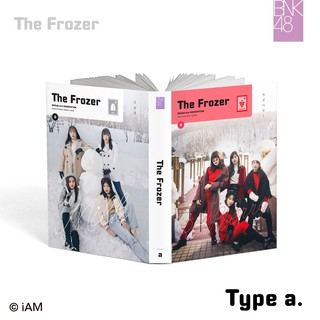 "BNK48 2nd Generation Photobook ""The Frozer"" T"