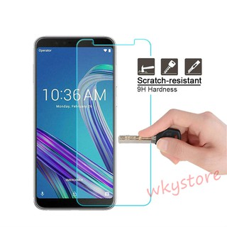Review 2pcs Asus Zenfone Max Pro M1 M2 ZB601KL ZB602KL ZB631KL ZB633KL Tempered Glass Screen Protector