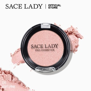 SACE LADY 6 Colors Highlighter Bronzer Shading Face Makeup Beauty Cosmetics