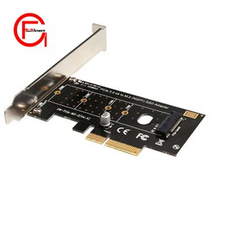 Review PCI-E PCI Express 3.0 x 4 to Nvme M . 2 M Key NGFF SSD PCIE M 2 Riser Card Adapter