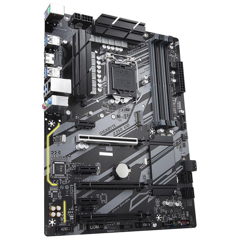 Image # 3 of Review Gigabyte Z390 UD Motherboard