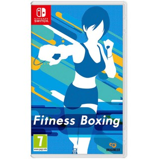nintendo switch fitness boxing ( english zone 2 )