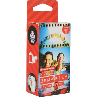 Lomography (F3361) 100 Color Negative Film (35mm, 36 Exp)