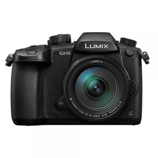 Panasonic Camera Lumix DC-GH5 Kit 12-35 F2.8 (ประกัน EC-